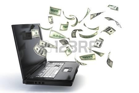 cara dapatkan uang dari internet