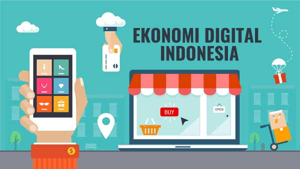 perkembangan ekonomi digital indonesia