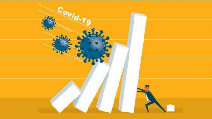 pengaruh pandemi corona terhadap perekonomian