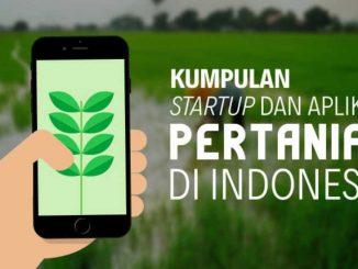 startup di bidang pertanian